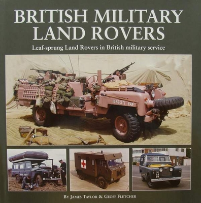 British Military Land Rovers