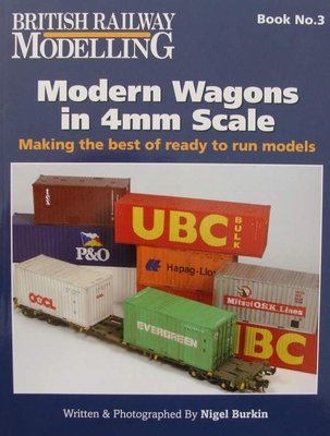 Modern Wagons in 4mm Scale