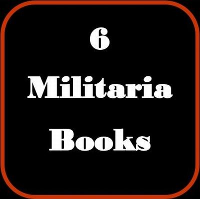 Paquet Promotion - 6 Livres - Militaria