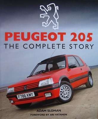 Peugeot 205 - The Complete Story