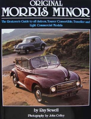 Original Morris Minor - The Restorer's guide