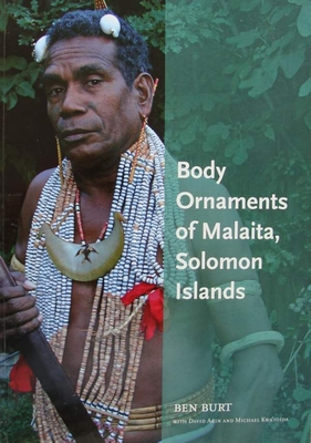 Body Ornaments of Malaita, Solomon Islands