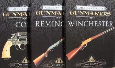 America's Premier Gunmaker - 3 Volume Set
