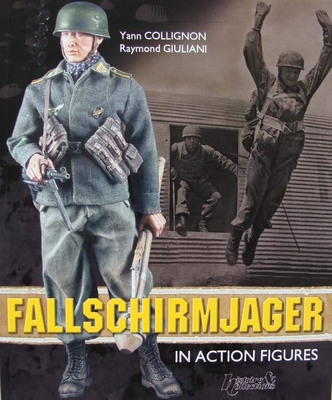 Fallschirmjäger in Action Figures