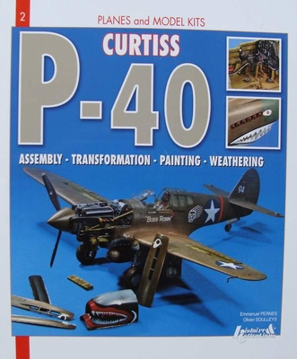 Planes and Model Kits - Curtiss P-40