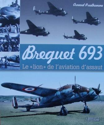 Breguet 693 - Le « lion » de l'aviation d'assaut