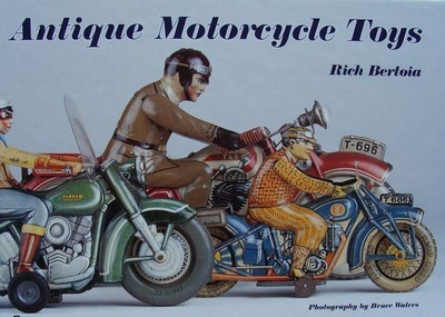 9780764308628 Antique Motorcycle Toys