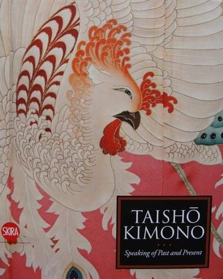 Taisho Kimono - Speaking of Past and Present