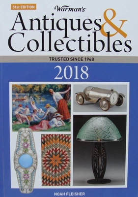 Warman's Antiques & Collectibles 2018 Price Guide