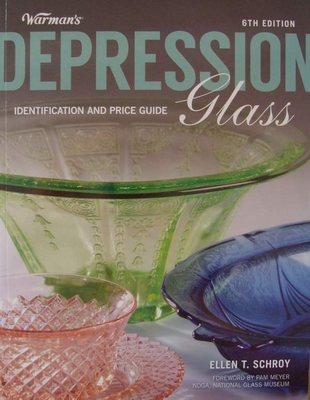 Depression Glass - Identification and Price Guide