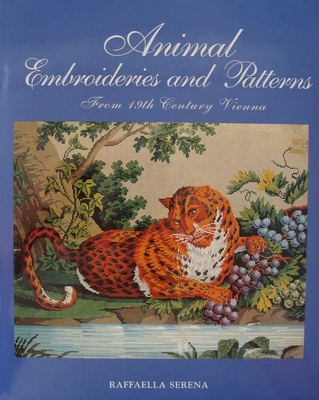 Animal Embroideries and Patterns From 19th Century Vienna