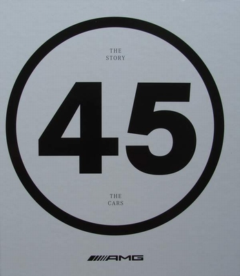 AMG 45  - The Story - The Cars