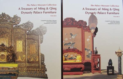 A Treasury of Ming & Qing Dynasty Palace Furniture
