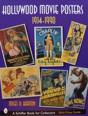 Hollywood Movie Posters: 1914-1990
