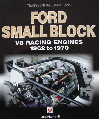 Ford Small Block V8 Racing Engines 1962-1970