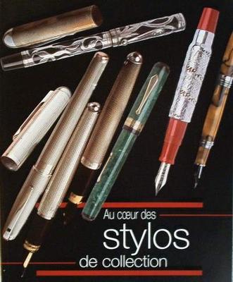 Au coeur des stylos de collection