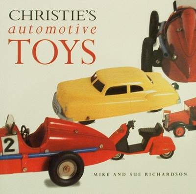 Christie's Automotive Toys