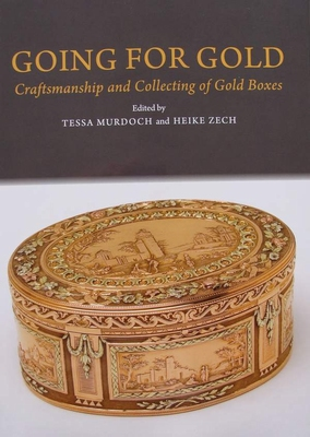 Going for Gold - Craftsmanship & Collecting of Gold Boxes