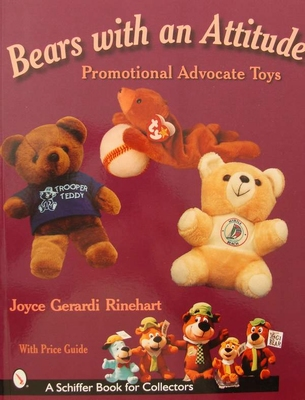 Bears with an Attitude - Promotional Advocate Toys