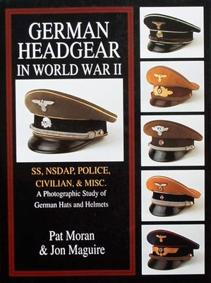 German Headgear in World War II - Volume 2