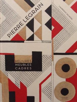 Pierre Legrain - Reliures Meubles Cadres