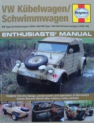VW Kübelwagen / Schwimmwagen - Enthusiasts' Manual