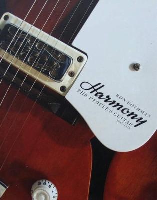 Harmony - The People's Guitar 1945–1975