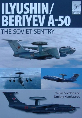Il'yushin/Beriyev A-50 - The Soviet Sentry