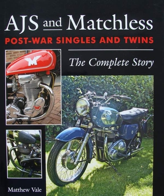 AJS and Matchless - post-war singles and twins