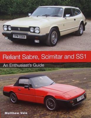 Reliant Sabre, Scimitar and SS1