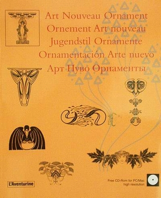 Art Nouveau Ornament/Ornement - Jugendstil Ornamente