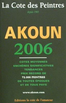 La cote des Peintres - Akoun