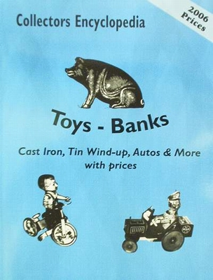 Toys & Banks - Cast iron,Tin Wind-up, Autos & more