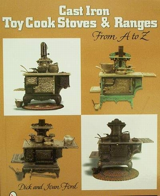 Cast Iron Toy Cook Stoves & Ranges