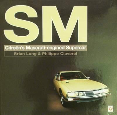 SM Citroën's Maserati-engined Supercar