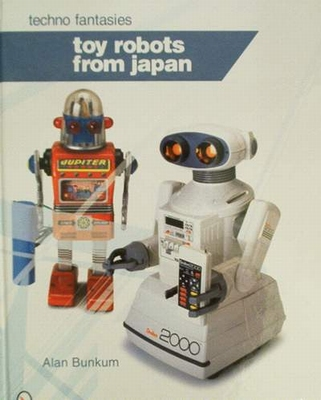 Toy Robots from Japan with price guide