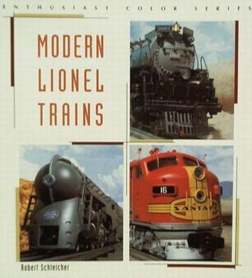 Modern Lionel Trains