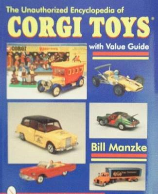 The Unauthorized Encyclopedia of Corgi Toys - Price Guide