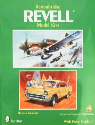 Remembering Revell Model Kits - Price Guide