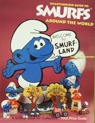 Smurfs Around the World (schtroumpfs)
