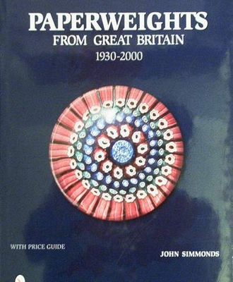 Paperweights from Great Britain 1930-2000 - Price Guide