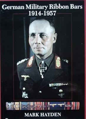German Military Ribbon Bars 1914-1957