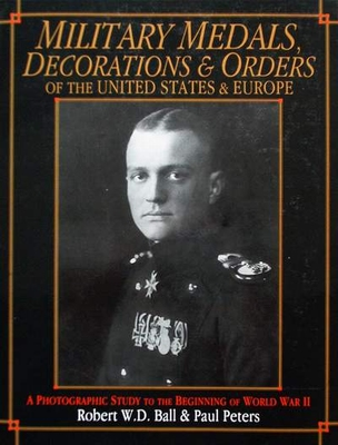 Military Medals, Decorations, and Orders