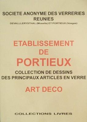 Cataloog Portieux art-deco 1933