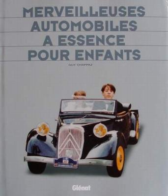 Merveilleuses Automobiles à Essence pour Enfants