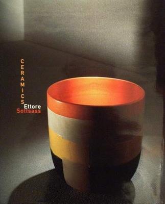 Ceramics Ettore Sottsass