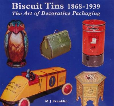 Biscuit Tins 1868 - 1939