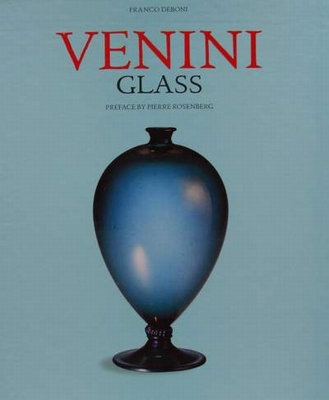Venini Glass - 2 volumes