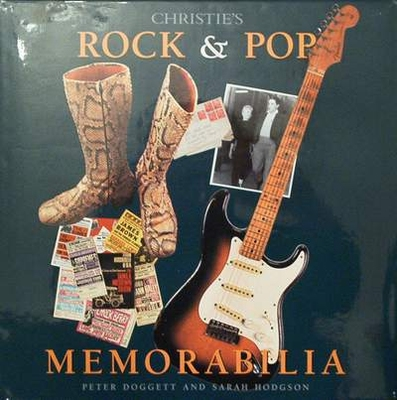 Christies Rock & Pop memorabilia