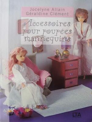 Accessoires pour poupées mannequins